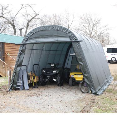Garage-in-a-Box RoundTop
