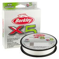 Berkley x5 Braid Line