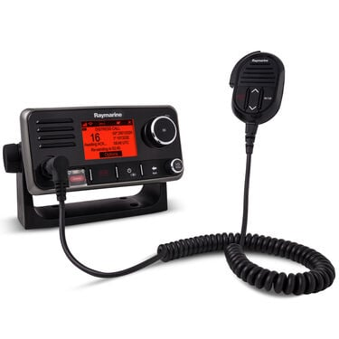 Raymarine Ray70 VHF Radio With AIS Receiver, Loudhailer, And Intercom