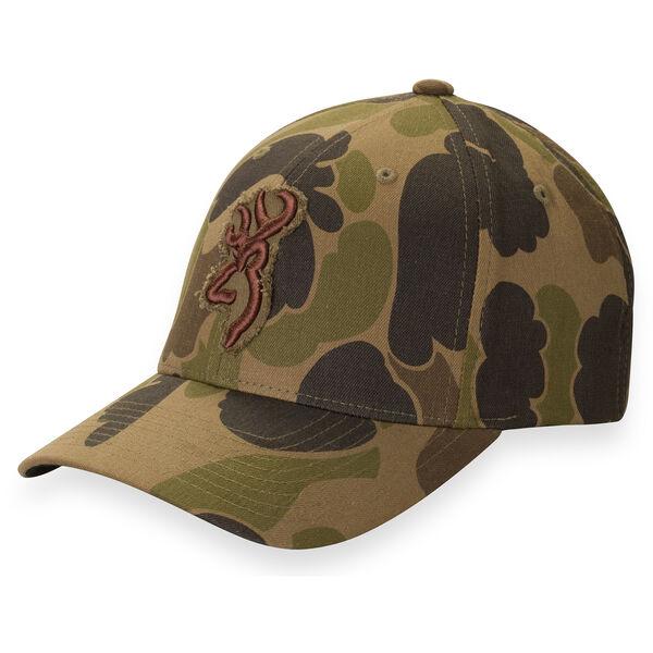 Browning Men's Flashback Camo Cap