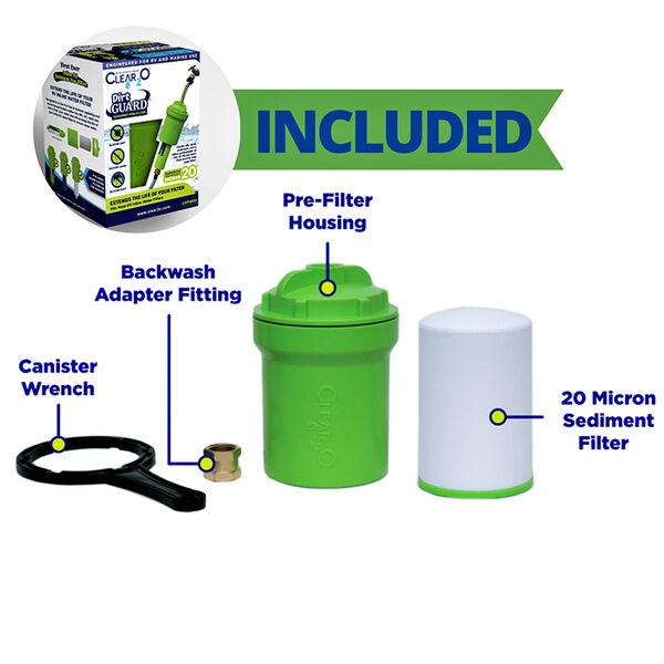 Clear2O Dirt Guard Sediment Pre-Filter