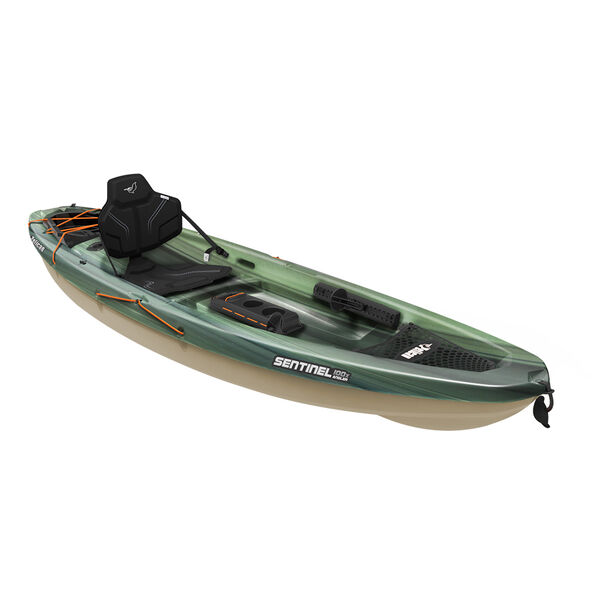Pelican Sentinel 100X Angler Fishing Kayak