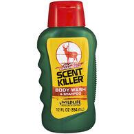 Wildlife Research Center Scent Killer Anti-Odor Body Wash and Shampoo, 12 oz.