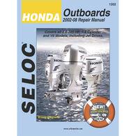 Sierra Service Manual For Honda Engine, Sierra Part #18-01202