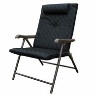 Prime Folding Chair, Black