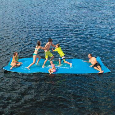 Overton's Splash Island, 18'L x 6'W x 1.25''
