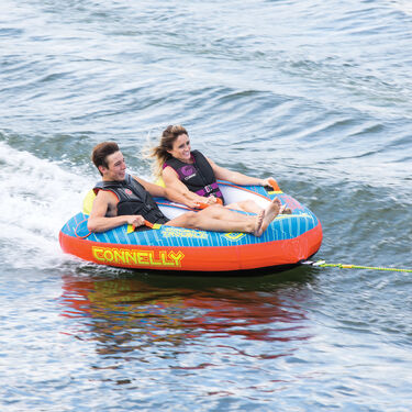 Connelly Double Trouble 2-Person Towable Tube
