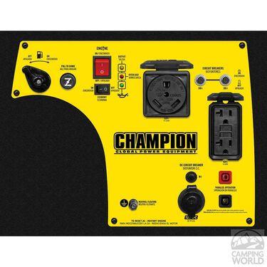 Champion 3400W Inverter Generator