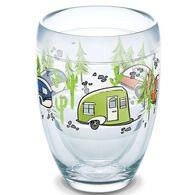 Tervis® Wine Glass, 9 oz., Retro RV Stemless