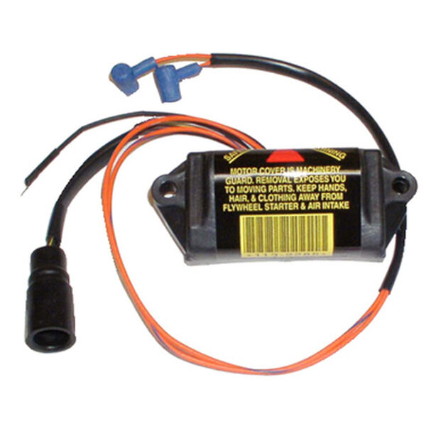CDI Power Pack-CD2 For Johnson/Evinrude 2-Cylinder With No Limit Switch