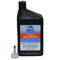 Sierra 80W-90 Premium Blend Gear Lube, 84 case pallet (1008 quarts)
