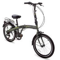 Adventurer 6-Speed Bike, Gray