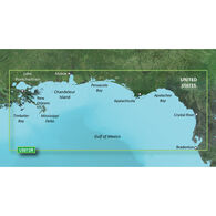 Garmin g2 Vision BlueChart - Tampa to New Orleans