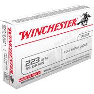 Winchester USA Rifle Ammo