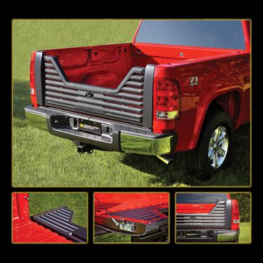 Louvered Tailgate - Fits 2014 GM Models