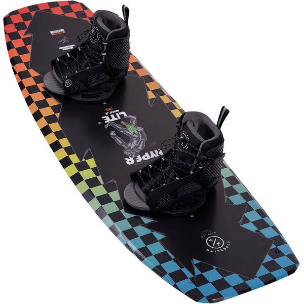 Hyperlite 120 Murray Jr. w/Black Remix Boots 4-8