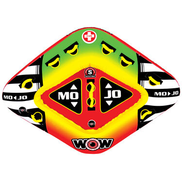 WOW Mojo 3-Person Towable Tube