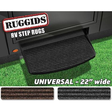 "Ruggids RV Step Rug, 23"", Midnight Blue"