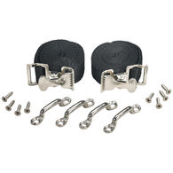 Fuel Tank Hold Down Kit For Top-Side And Permanent Fuel Tanks