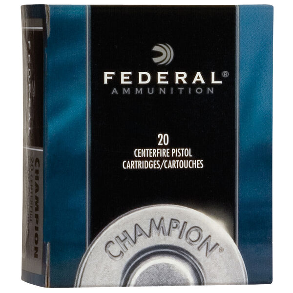 Federal Personal Defense Automatic Pistol Ammo, .40 S&W, 180 Gr., JHP