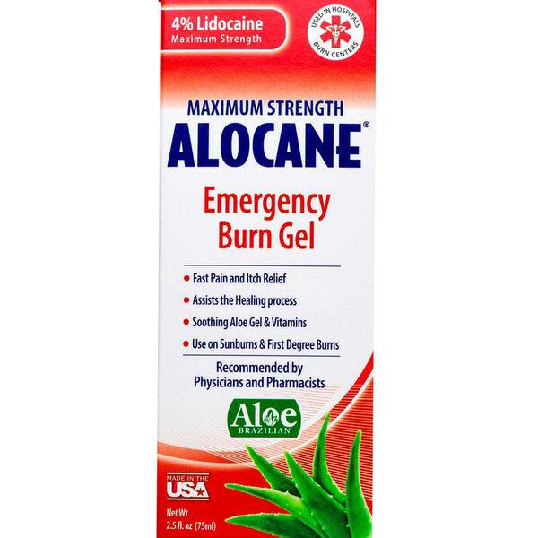 Alocane Emergency Burn Gel, 2.5 oz.