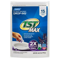 Camco TST MAX Lavender Scent Drop-Ins, 15-Pack
