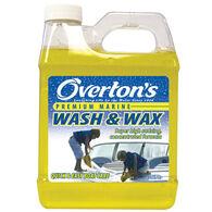 Boat Wash And Wax, 32 oz.