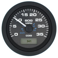 "Sierra Premier Pro 3"" GPS Speedometer With LCD, 35 MPH"