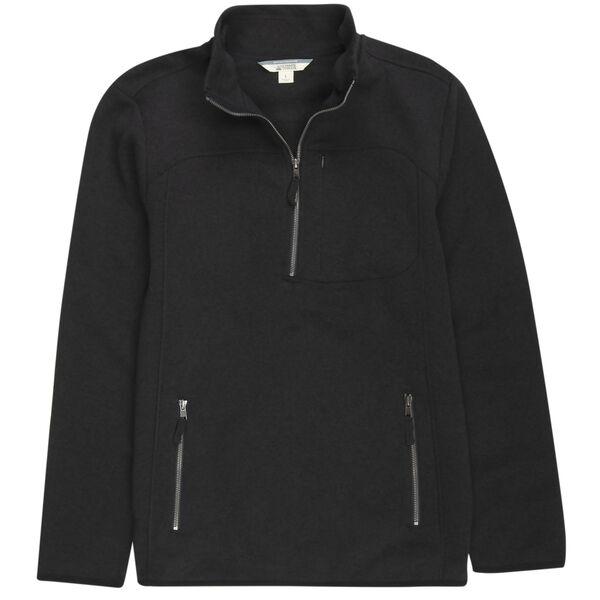 Ultimate Terrain Men's Explorer Sweater Fleece Quarter-Zip Pullover