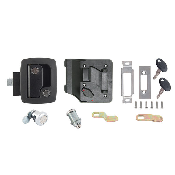 Bauer Standard Keyed-Alike RV Door Lock Kit