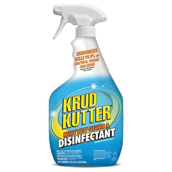 Krud Kutter Heavy Duty Cleaner & Disinfectant, 32 oz. Spray