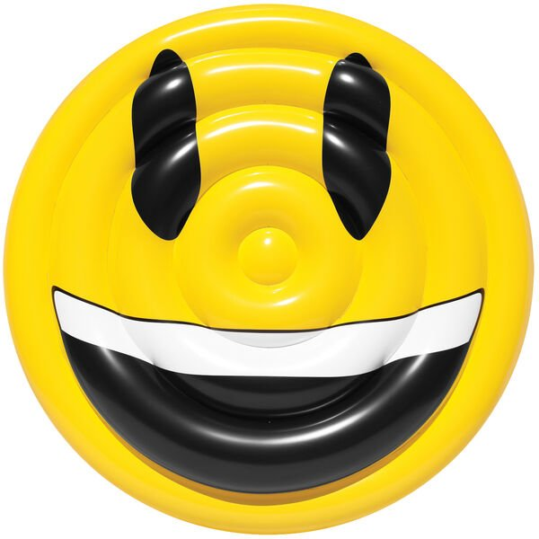 Sportsstuff Emoji Grin Pool Float