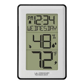 Indoor Temperature & Humidity Station