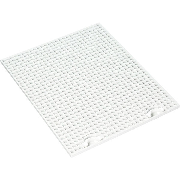 Dometic Non Ducted Air Grille, Polar White
