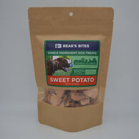 Bear's Bites Dog Treats, Sweet Potato, 3 oz.