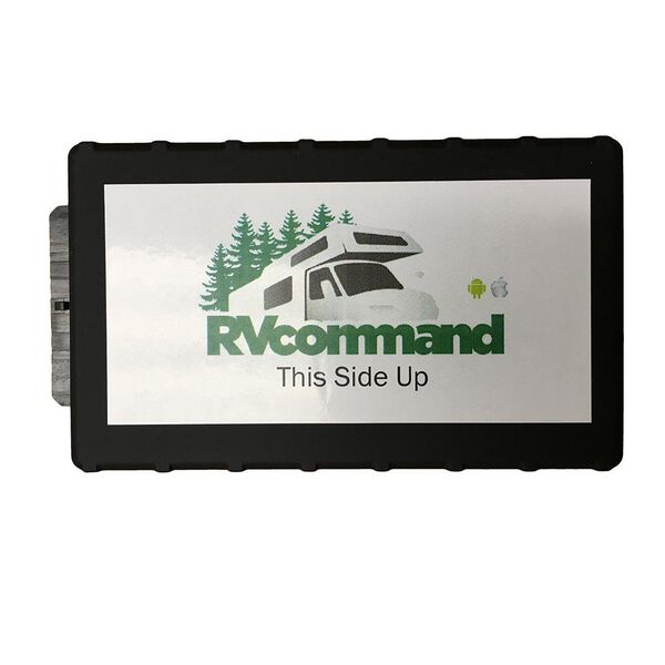 RV Command Remote Monitoring System
