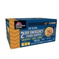 """Mountain House """"Just In Case…"""" 2-Day Emergency Food Supply"""