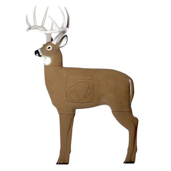 GlenDel Big 3-D Buck Target