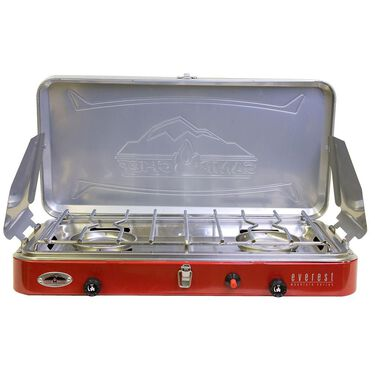 Camp Chef Everest High-Output Two Burner Stove