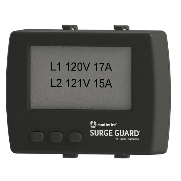 Southwire Surge Guard Wireless LCD Display