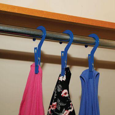 Laundry Hooks, 6 pack