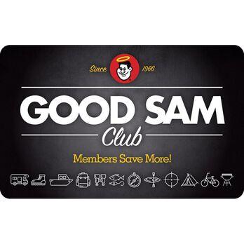 Good Sam Club Membership - 1 Year Join
