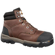 "Carhartt Men's 6"" Brown Ground Force Work Boot"