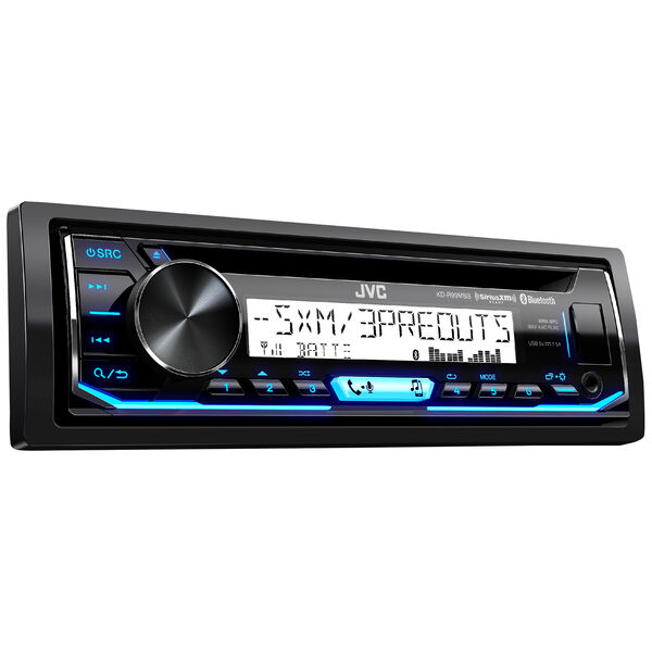 JVC KD-R99MBS CD Receiver With Bluetooth