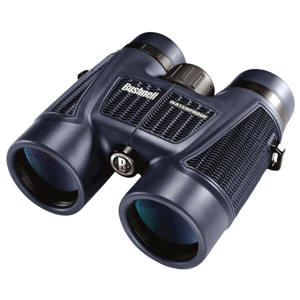 Bushnell H20 Waterproof Binocular, 10x42, Roof Prism