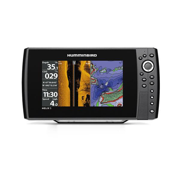 Humminbird Helix 9 CHIRP Mega SI+ GPS G4N Fishfinder Chartplotter