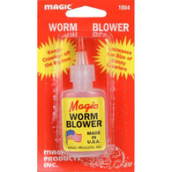 Magic Worm Blower