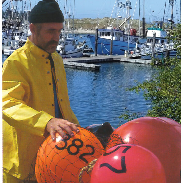 """Tuff End Buoy, Neon Red (34"""")"""