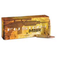 Fusion MSR Rifle Ammunition