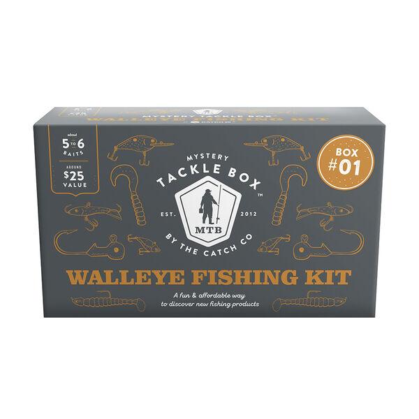 Walleye Mystery Tackle Box